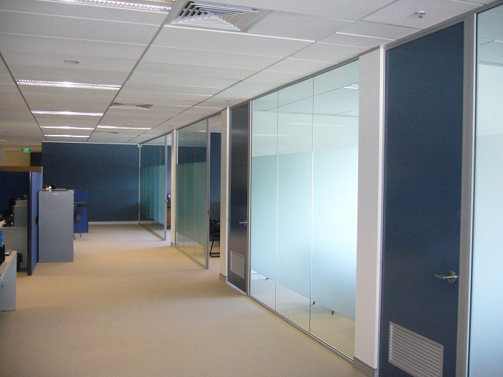 Glass Office Fit Out